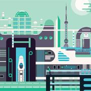 Alysée Flaut, Smart city, sous les pavés le numérique