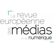 Logo de la revue européenne des médias et du numérique