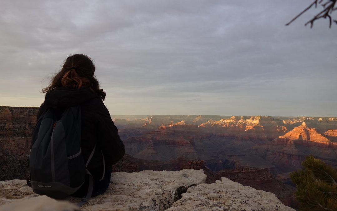 Day 21 : le Grand Canyon, des sensations pures